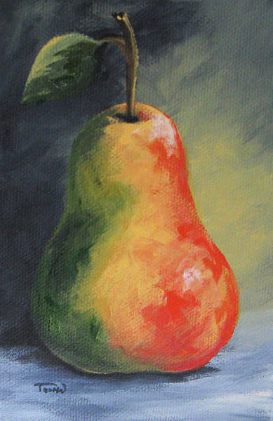 The Pear Chronicles 005 Art Print