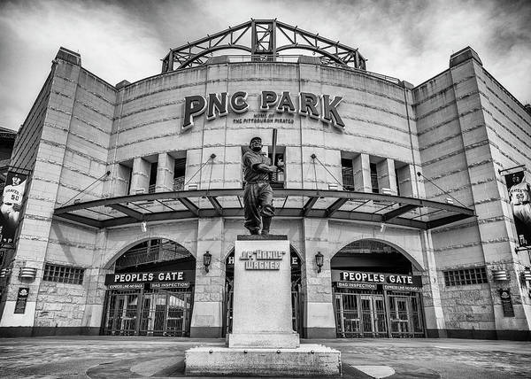 Wall Art - Photograph - The Peoples Gate - Pnc Park #3 by Stephen Stookey