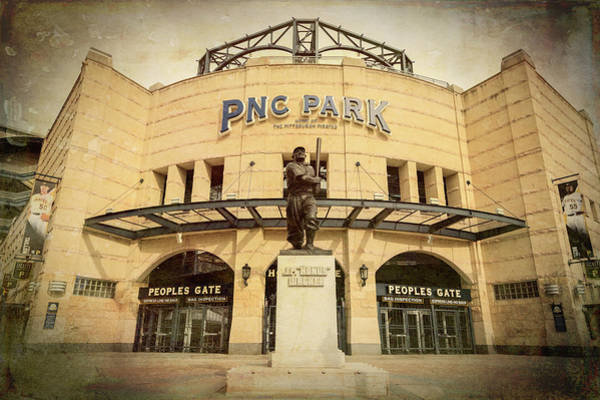 Wall Art - Photograph - The Peoples Gate - Pnc Park by Stephen Stookey