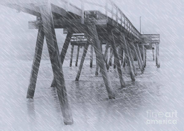 Photograph - The Perfect Storm by Geoff Crego