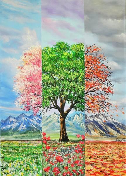 The Phenomena Of Nature Art Print