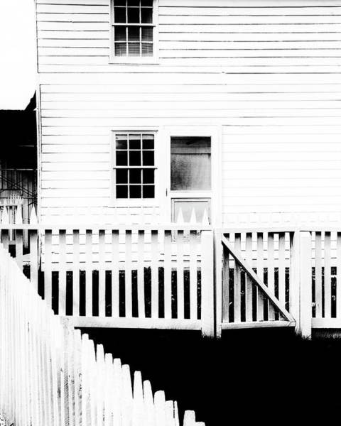 Photograph - The Picket Fence by Paul W Faust - Impressions of Light