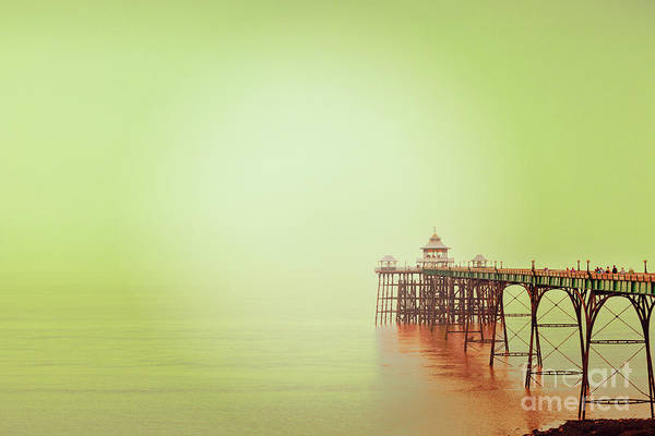 Wall Art - Photograph - The Pier 2 by Colin and Linda McKie
