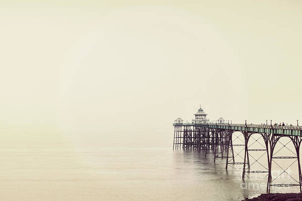Wall Art - Photograph - The Pier by Colin and Linda McKie