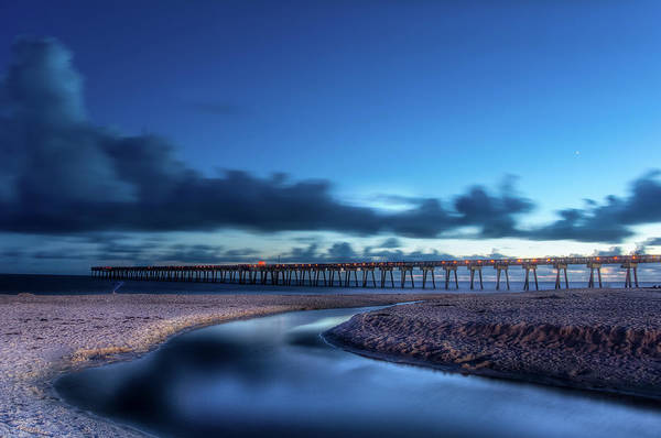 Photograph - The Pier In Panama by Daryl Clark