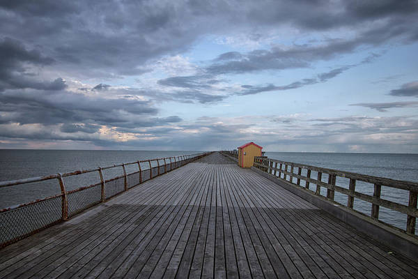 Wall Art - Photograph - The Pier by Martin Newman
