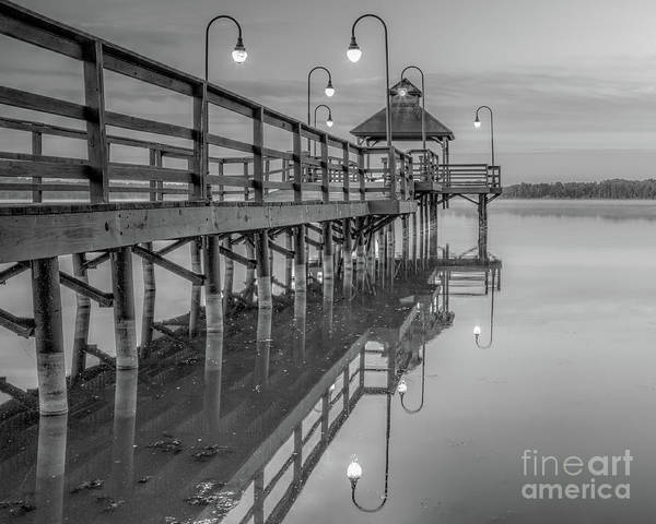 Photograph - The Pier by Rod Best