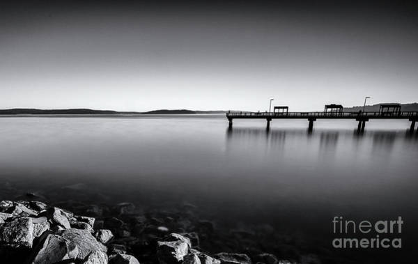 Photograph - The Pier by Sal Ahmed