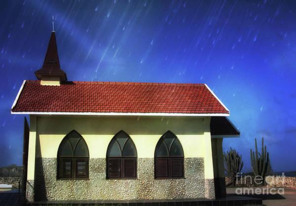Wall Art - Photograph - The Pilgrims Church  by Steven Digman