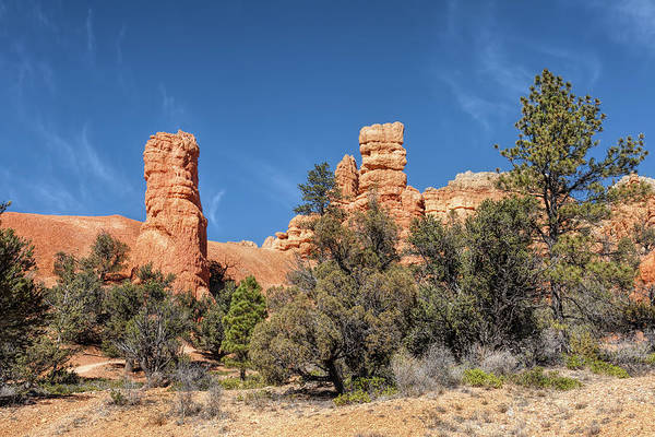 Photograph - The Pillars by John M Bailey