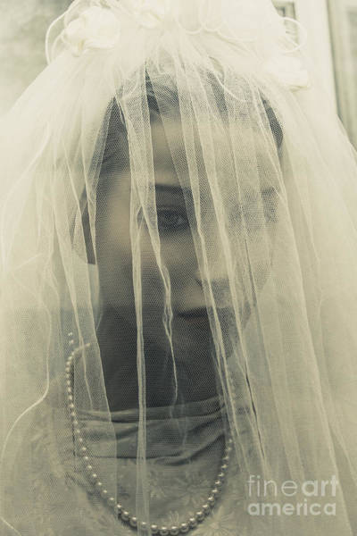 Mannequins Photograph - The Plastic Bride by Jorgo Photography - Wall Art Gallery