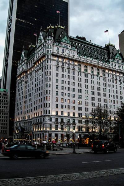 Photograph - The Plaza Hotel by Robert J Caputo