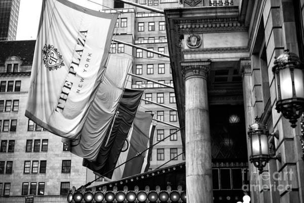 Wall Art - Photograph - The Plaza New York by John Rizzuto