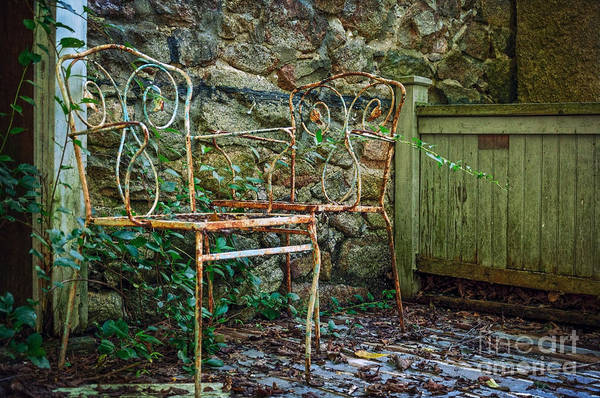 Photograph - The Porch I by Debra Fedchin