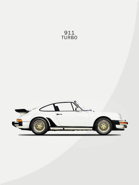 Wall Art - Photograph - The Porsche 911 Turbo by Mark Rogan