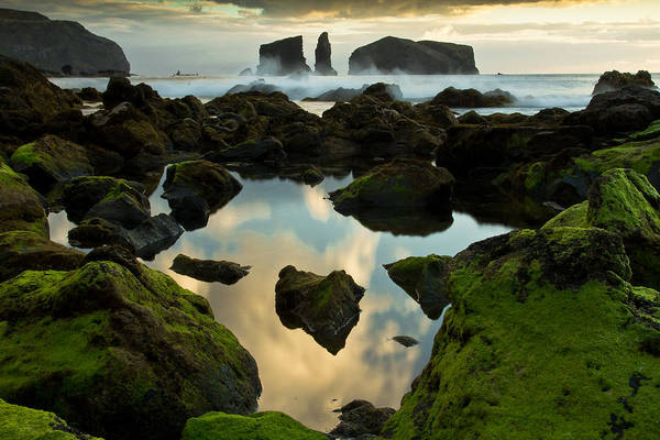 Atlantic Photograph - The Portal by Filipe Lourenco