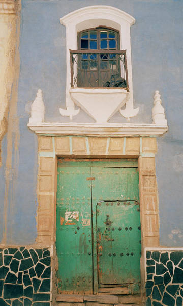 Photograph - The Potosi Doorway  by Shaun Higson