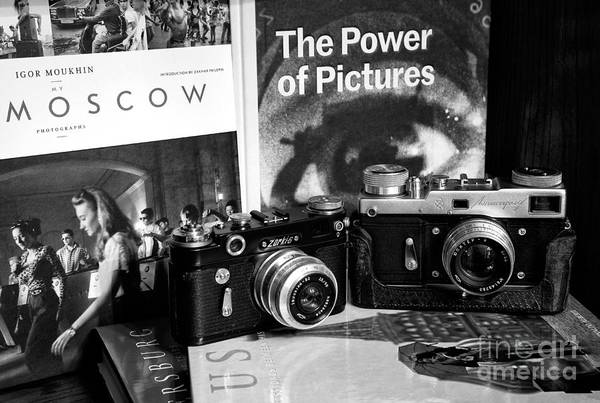 Photograph - The Power Of Pictures by John Rizzuto