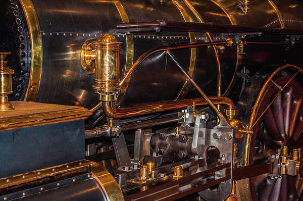 Photograph - The President Locomotive by Stewart Helberg