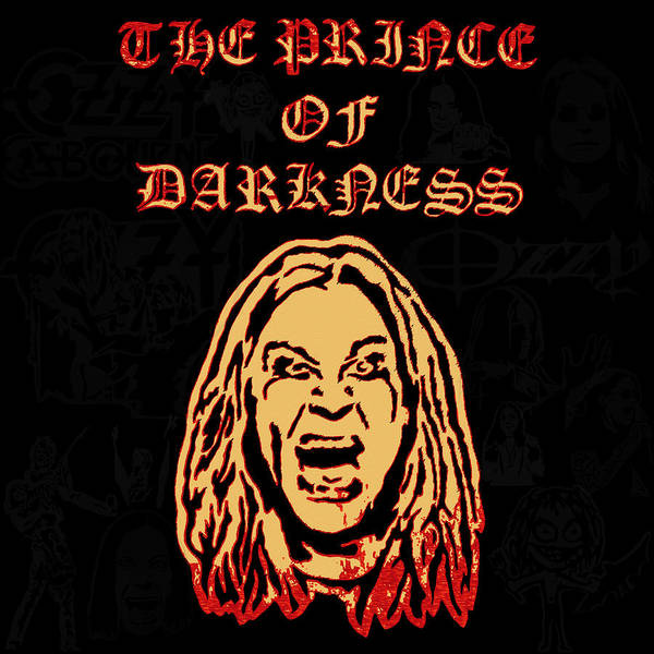 Prince Of Darkness Digital Art - The Prince Of Darkness by Michael Bergman