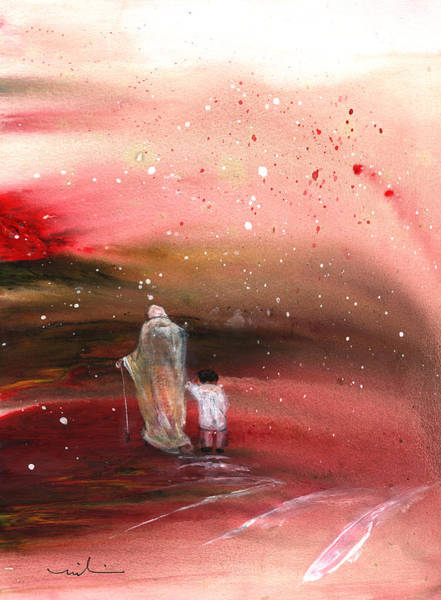Painting - The Prodigal Son 02 by Miki De Goodaboom