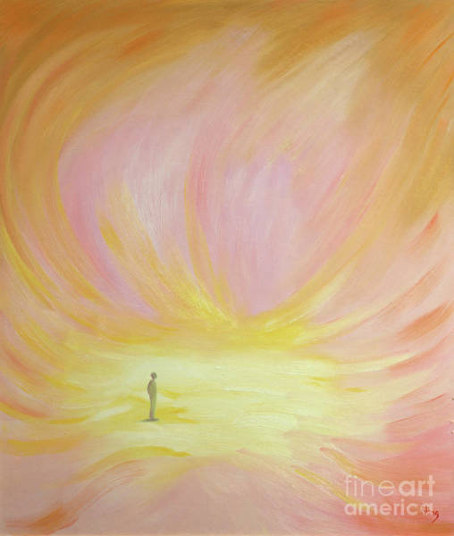 Redemption Painting - The Purified Soul Is Like A Bright, Beautiful Chamber by Elizabeth Wang