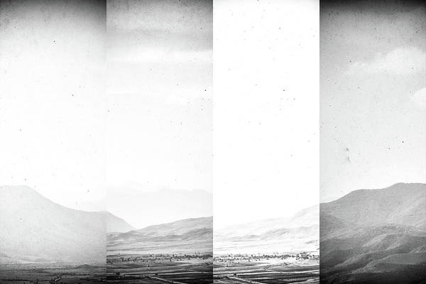 Wall Art - Photograph - The Quartering Of A Landscape by Rabiri Us