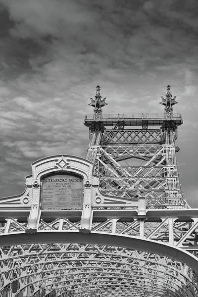 Photograph - The Queensboro Bridge by Jeff Breiman