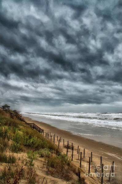 Wall Art - Photograph - The Quiet Before The Storm by Lois Bryan