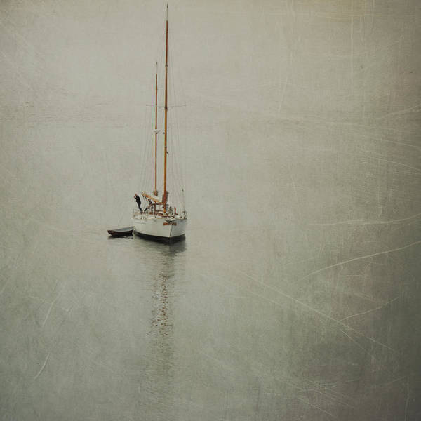 Photograph - The Quiet Sea by Sally Banfill