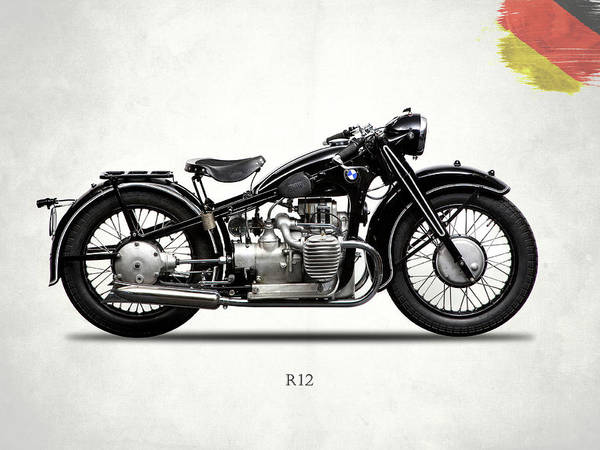 Photograph - The R12 1935 by Mark Rogan