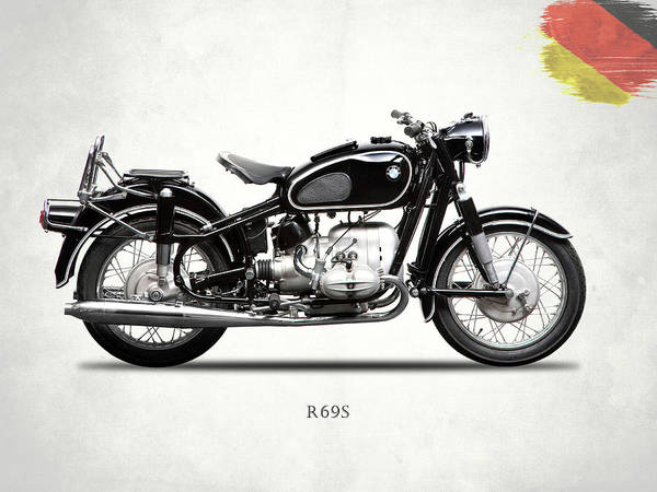 Wall Art - Photograph - The R69s by Mark Rogan