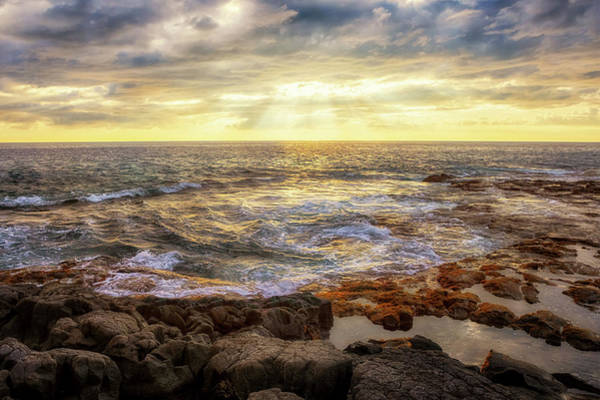 Photograph - The Radiant Sea by Susan Rissi Tregoning