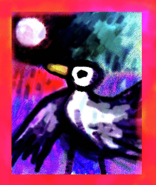 Painting - The Rainbird  by Paul Sutcliffe