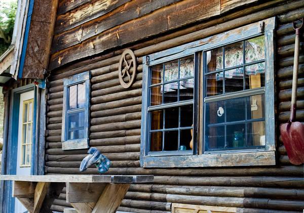 Photograph - The Ranch House by Christi Kraft