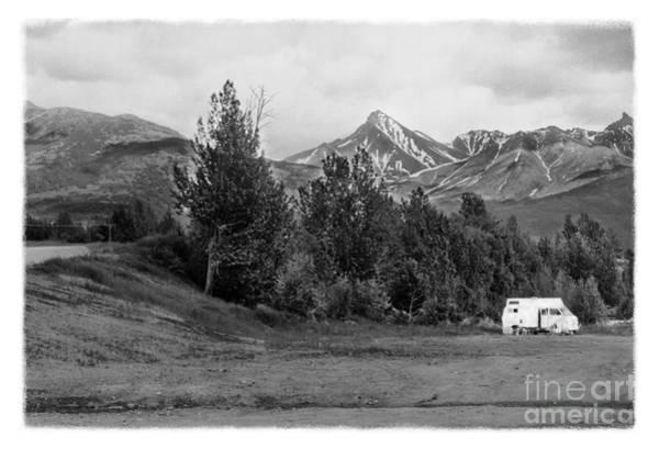 Photograph - The Real Alaska -the Good Life by Pete Hellmann