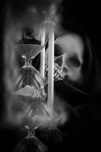 Digital Art - The Reaper 1 by Raelene Goddard