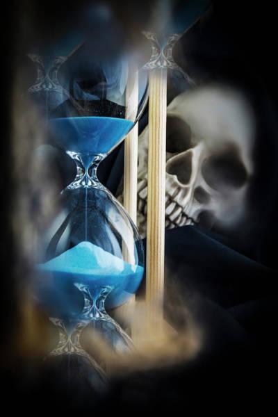 Digital Art - The Reaper 2 by Raelene Goddard