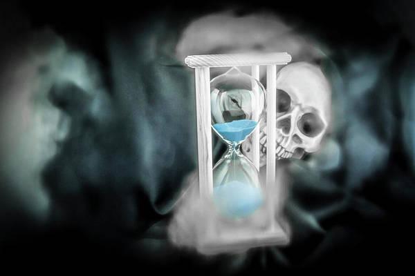 Digital Art - The Reaper 4 by Raelene Goddard