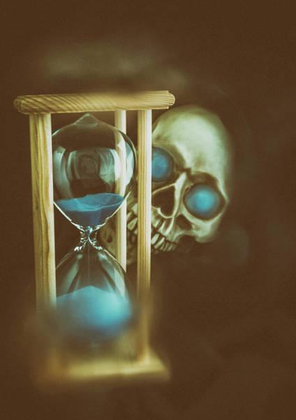 Digital Art - The Reaper 5 by Raelene Goddard