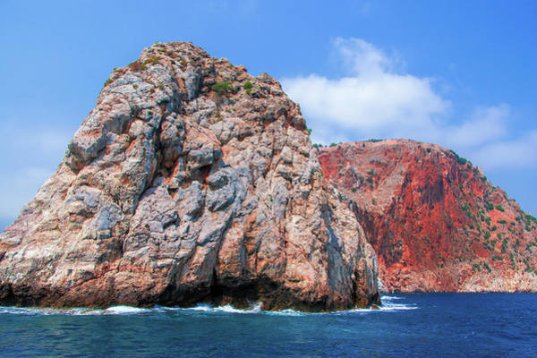 Photograph - The Red Side Of Alanya by Sun Travels