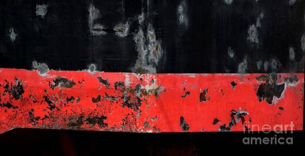 Photograph - The Red Zone by Marcia Lee Jones