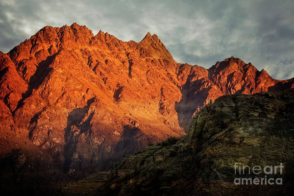 Photograph - The Remarkables by Scott Kemper