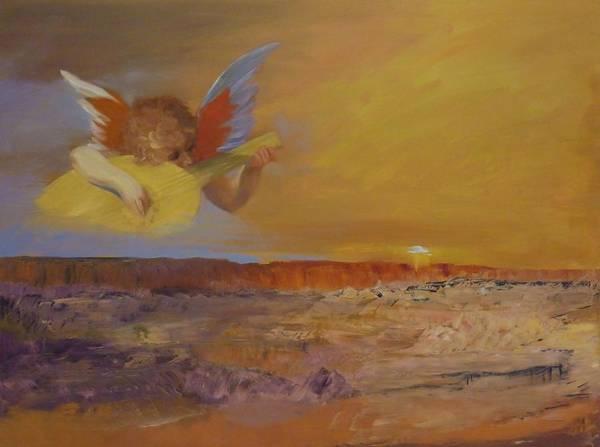 Painting - The Requiem by Irena Jablonski