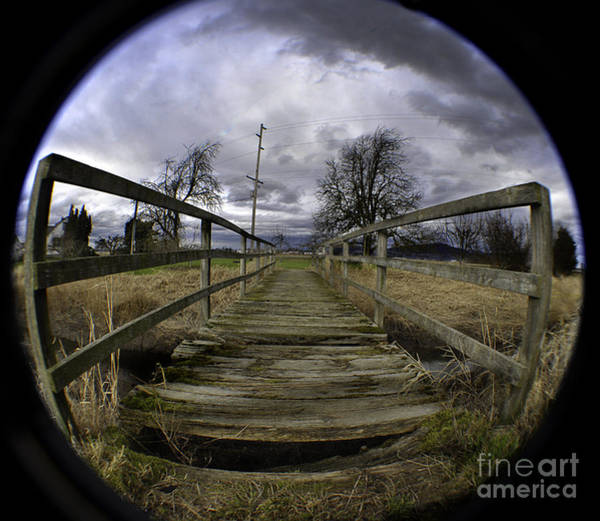 Photograph - The Rickity Bridge by Clayton Bruster