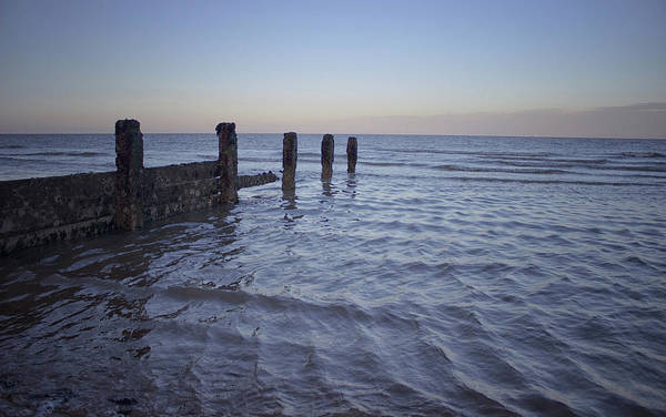 Essex Photograph - The Ripple Effect by Martin Newman