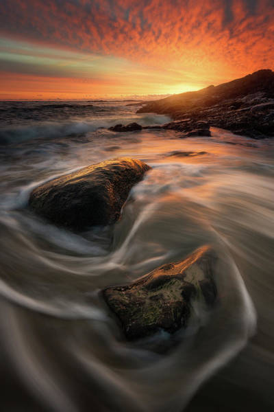 Wall Art - Photograph - The Rising Tide by Jeff Bazinet