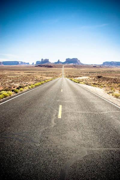 Photograph - The Road Ahead by Jason Smith