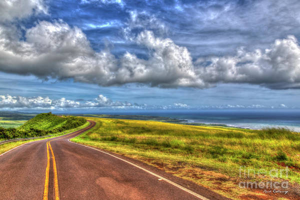 Photograph - The Road Home Grand Canyon Of The Pacific Kauai Hawaii Collection Art by Reid Callaway