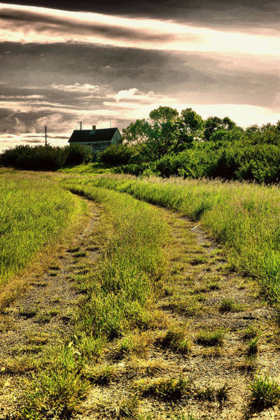 Wall Art - Photograph - The Road Home by Jeff Swan